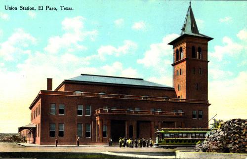 El Paso Union Station