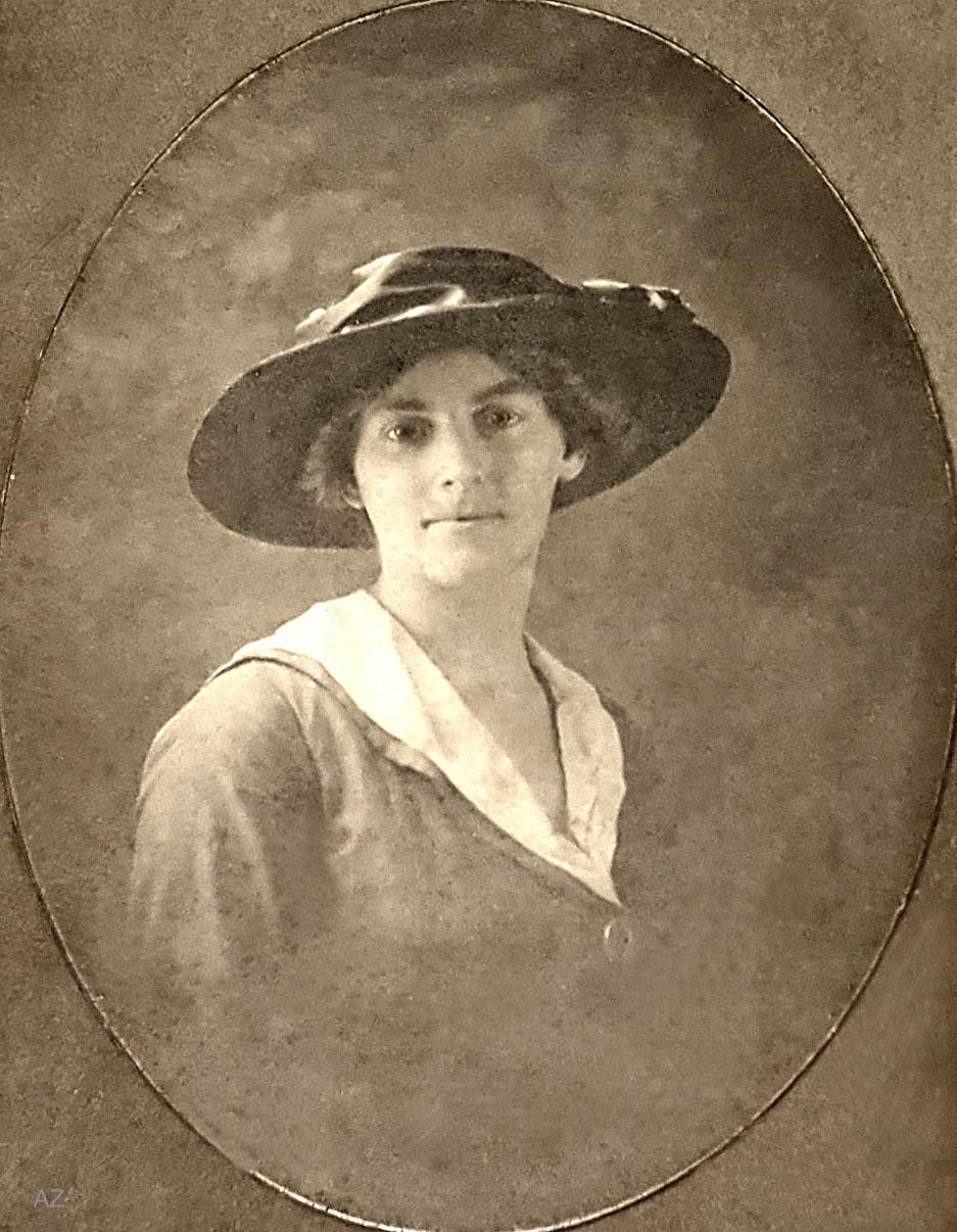 Charles' sister Ester