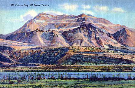 El Paso - Mt. Cristo Rey