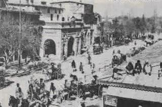 Bruce Road, Quetta, 1930