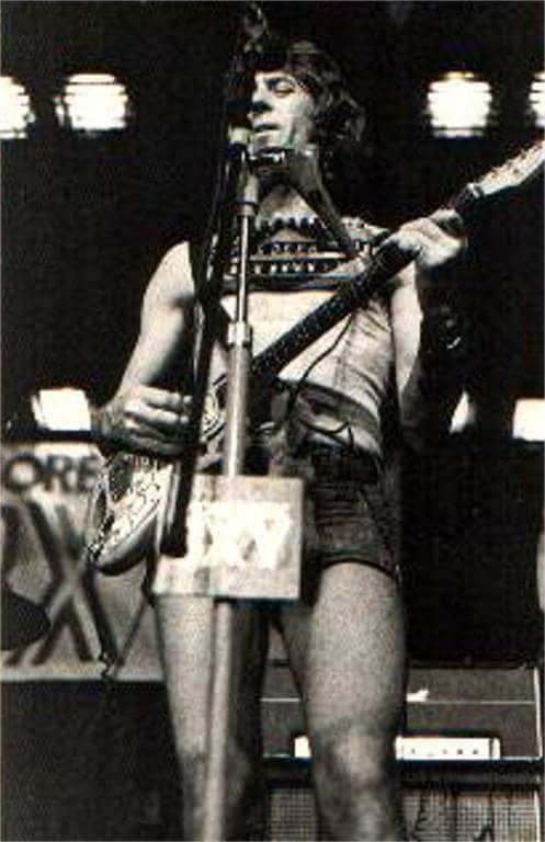 John Mayall at Festival Hall 1972