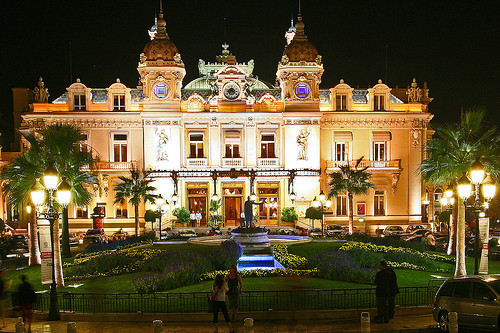 "Monte Carlo Casino ( see ""Location Gallery"" - Monte Carlo for further images"