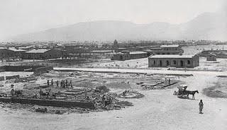 Quetta Cantt, 1925