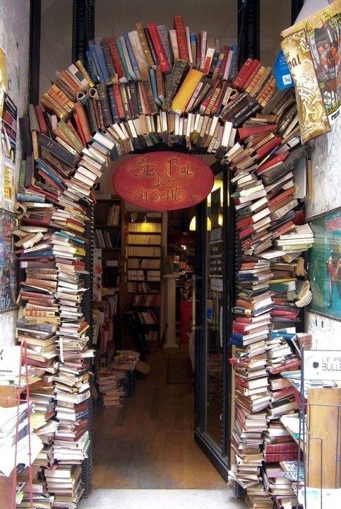 Paris Bookshop