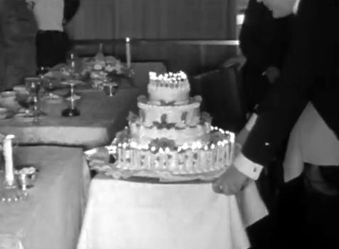 Baba's Birthday cake