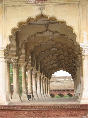 Red Fort, Agra