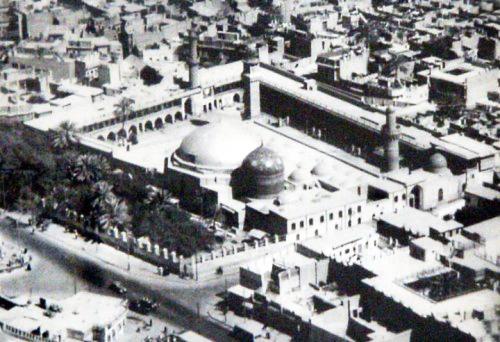 Ghaus-ul-Azam Sayed Abdul Qadir Jilani Mosque in Baghdad, Iraq