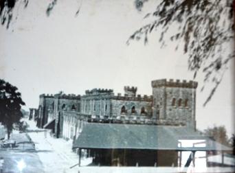 Ross Island Prison