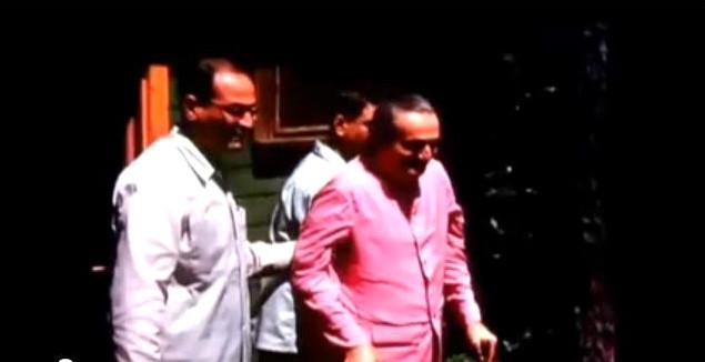 Baba with Nariman Dadachanji & Eruch Jessawala