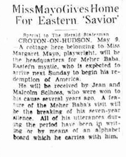 Herald Statesman Yonkers NY 9 May 1932