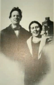 Maud and her husband John Foulds