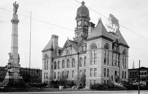 Joliet Court House
