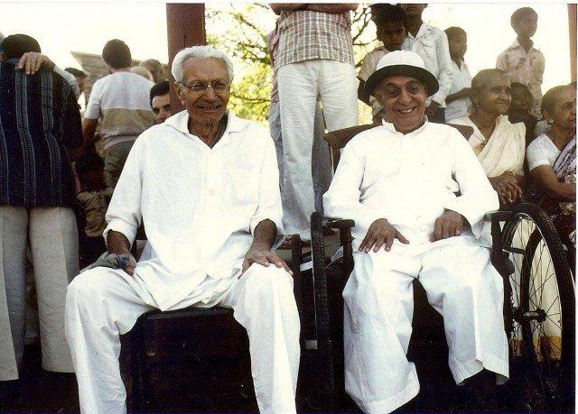 Padri with Pendu Irani