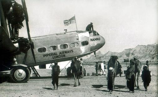 1930s ; Gwadar airport
