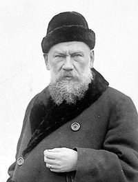 Son of Leo Tolstoy