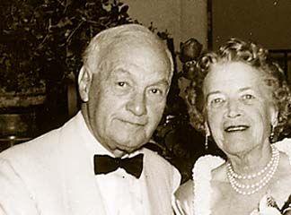 Mr. and Mrs. Walter F. Dillingham