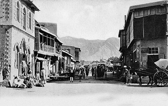 Quetta Bazaar