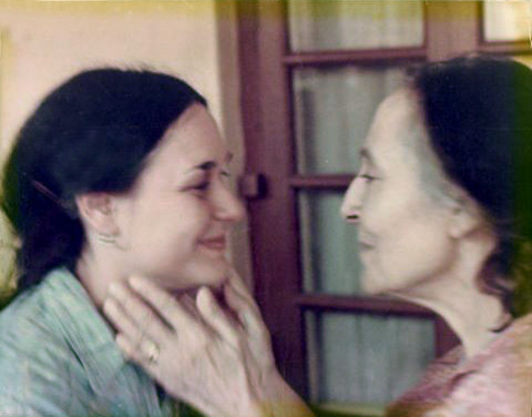 Robin and Mehera Irani