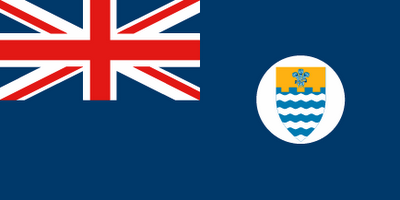 British Penang flag