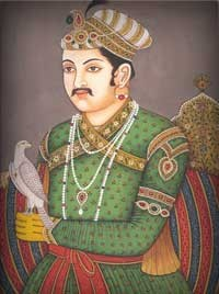 Emperor Akbar