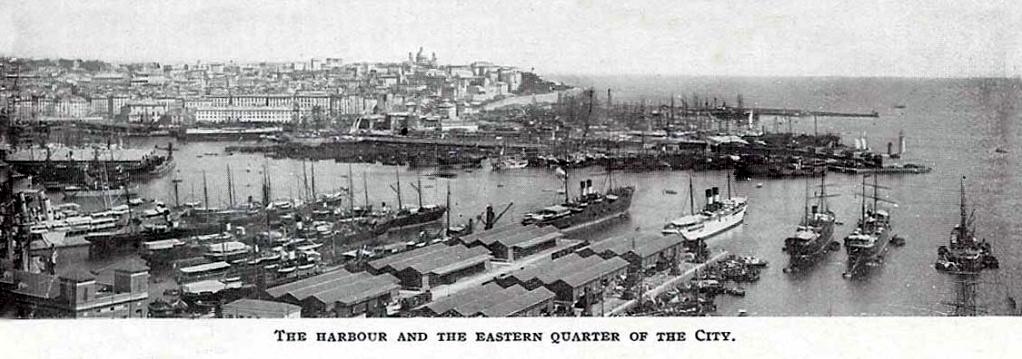 Genoa - early 20th Century