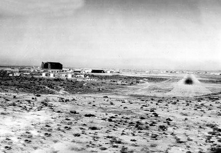 Karachi Airfield, British India ;  1930s
