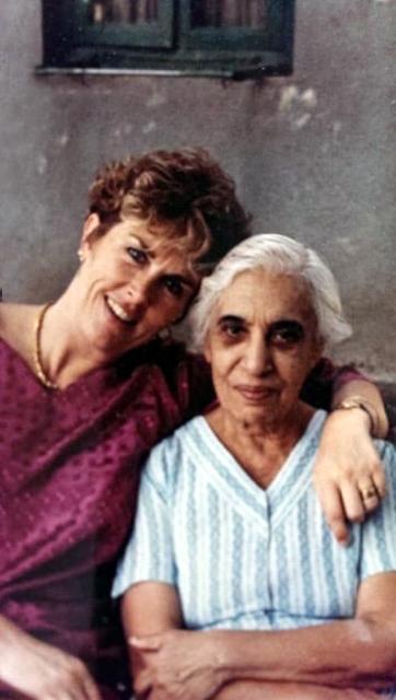 Vesta with Goher Irani