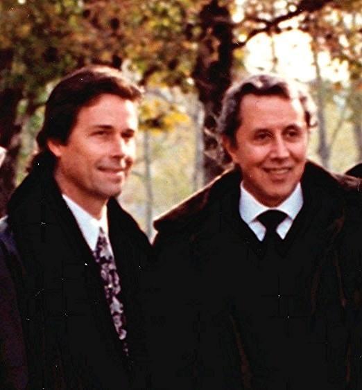 Richard Cruser & Jim MacKie