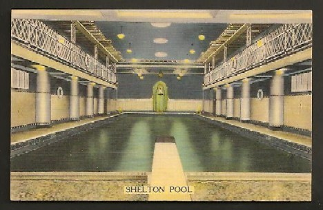 SHELTON HOTEL, NEW YORK