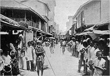 Quetta Bazaari, 1925