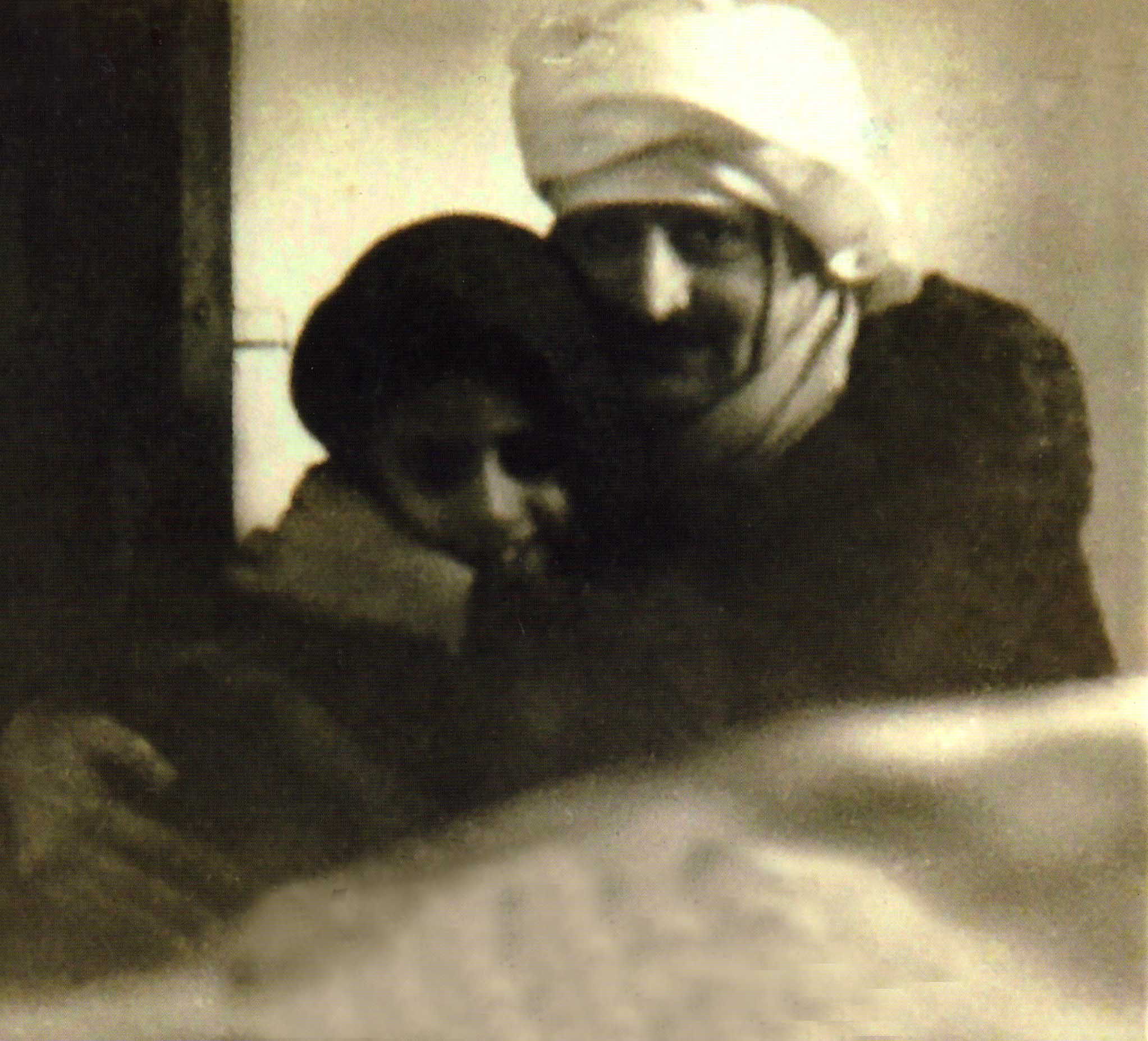 Meher Baba and Meherwan Jessawala
