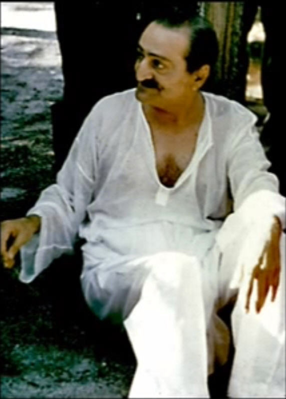 Meher Baba at Meher Spiritual Center, July 28 1956