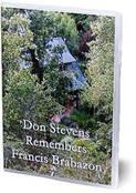 DVD - Don Stevens remembers Francis Brabazon