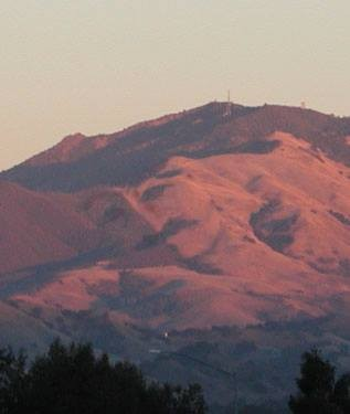 Mt.Diablo, California, USA