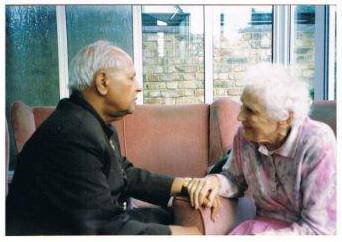 Bhau Kalchuri & Joyce Bird