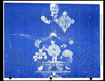 Brotherhood of Light 1966 Handbill, Haight-Ashbury, San Francisco