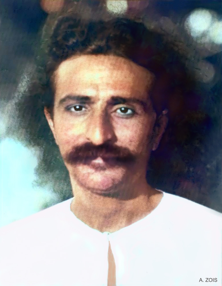 18. Meher Baba at Meherabad, India