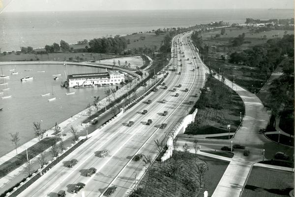 Lake Shore Drive 1935
