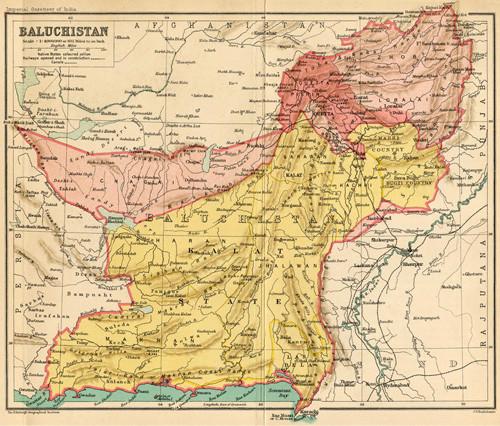 S-W Pakistan