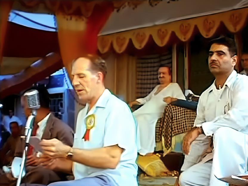 India  1962 ; East-West Gathering