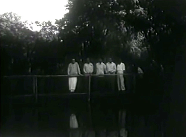 1956 - Image captured by Anthony Zois from a film