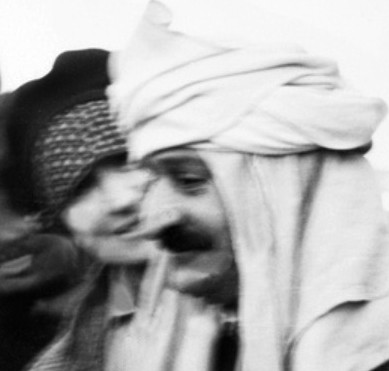 Baba with Norina ; Courtesy of MN Collection