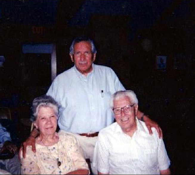 Ralph & Stella with Henry Kashouty