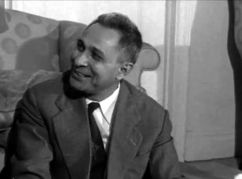 1956 : Meherjee responding to Meher Baba at the Hotel Delmonico