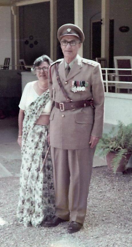 India, 1972 : Sarosh and Villoo