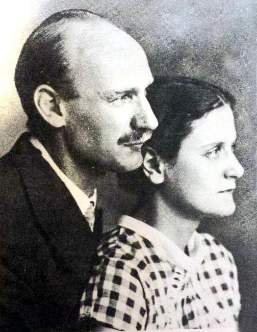 Charles & Josephine Ross