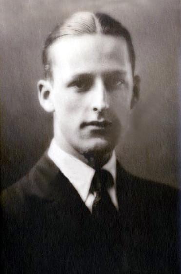 Clifford Gayley - 1922 MIT