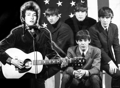 The Beatles were introduced to cannabis by Bob Dylan here, it is said.
