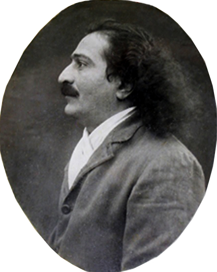 Meher Baba in Ceylon in the 1930s.