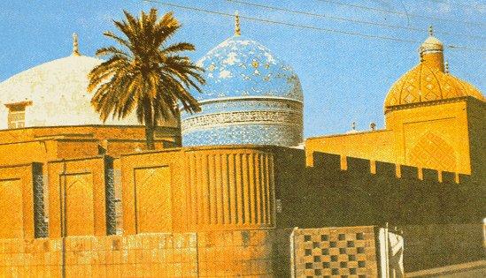 Hazrat Abdul Qadir Gilani shrine, Baghdad, Iraq